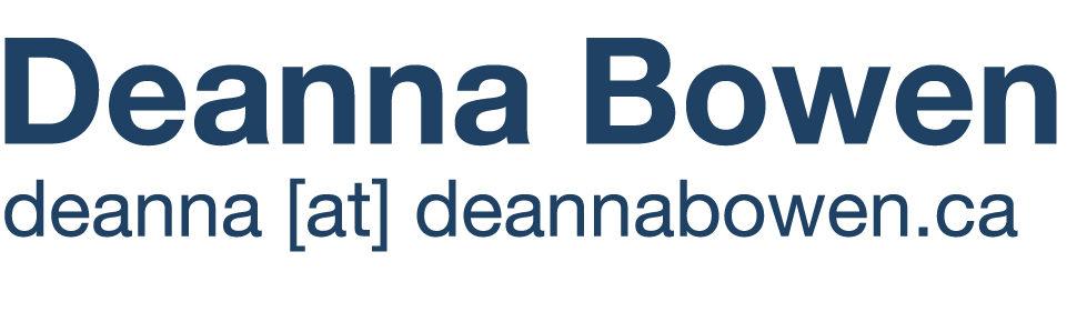 Deanna Bowen